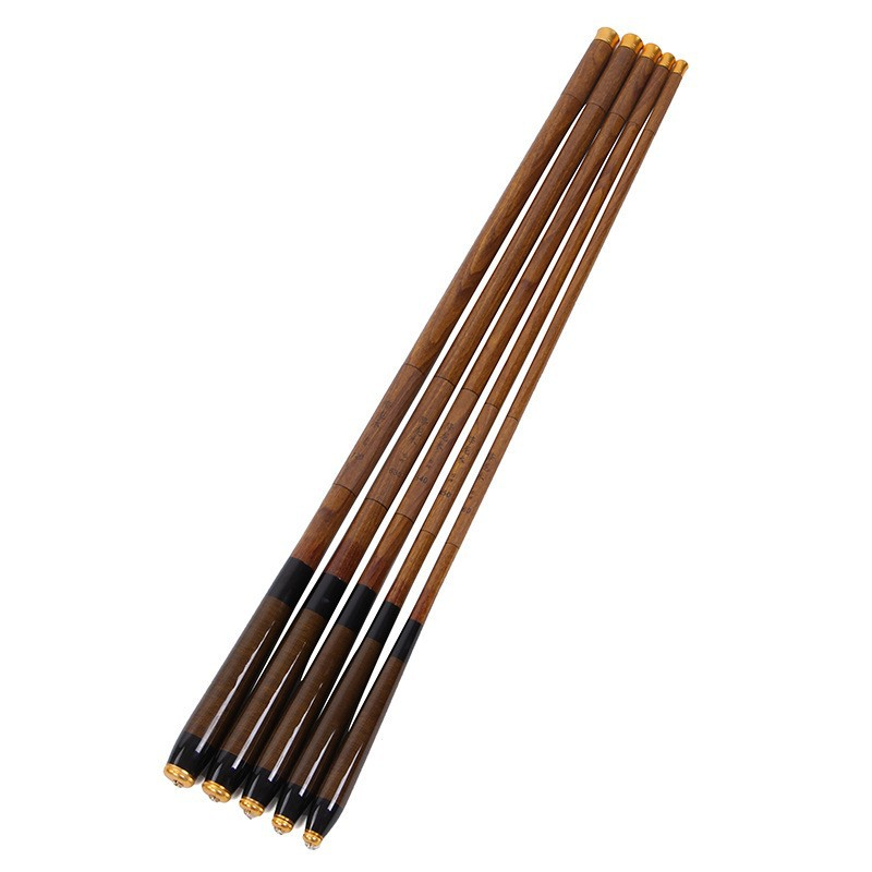 Hard taiwan Stream Telescopic Rods Long Fishing Rod Carbon Fiber Hand Pole 3.6m 4.5m 5.4m 6.3m 7.2m Casting Fish Tackle
