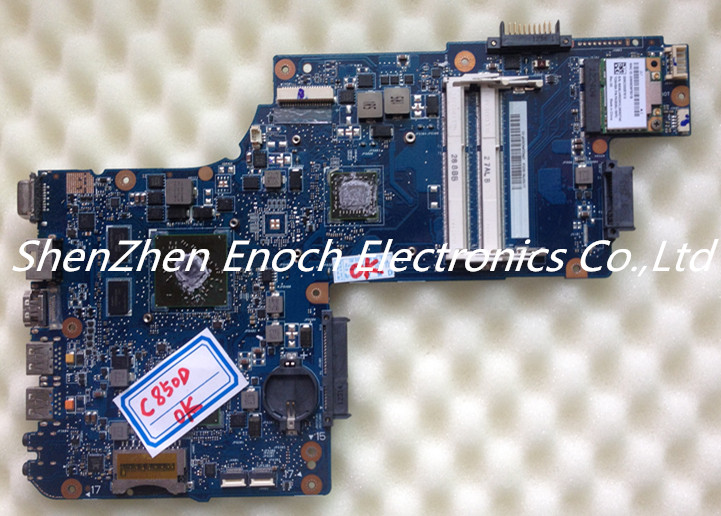 For Toshiba satellite C850D C855D L850D L855D Laptop motherboard with graphics H000052670  stock No.999