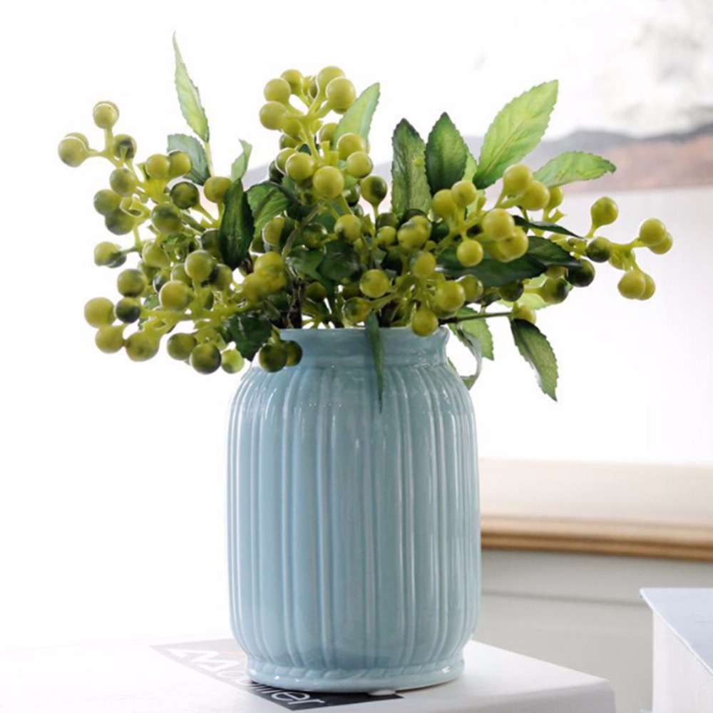 High Quality Beautiful Artificial Flower 2 Branches Of Small