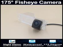 Reverse Camera 175 Degree 1080P Fisheye Lens Car rear view camera for Hyundai Tucson IX35 2015 2016 Night Vision Car Camera