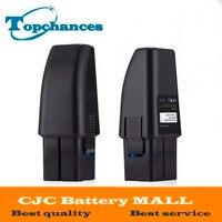 2PCS High Quality 7 2V 2000mAh Black Vacuum Battery Fits For Ontel Swivel Sweeper G1 G2
