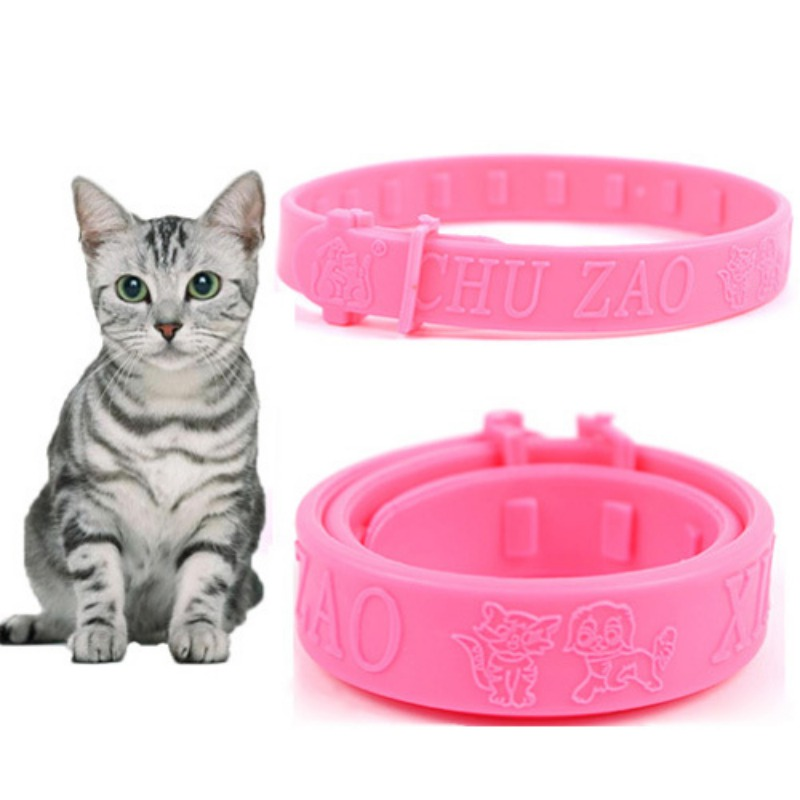 Flea and Tick Collar for Dogs and Cats Anti Parasites Mosquito Cat Dog Collars M