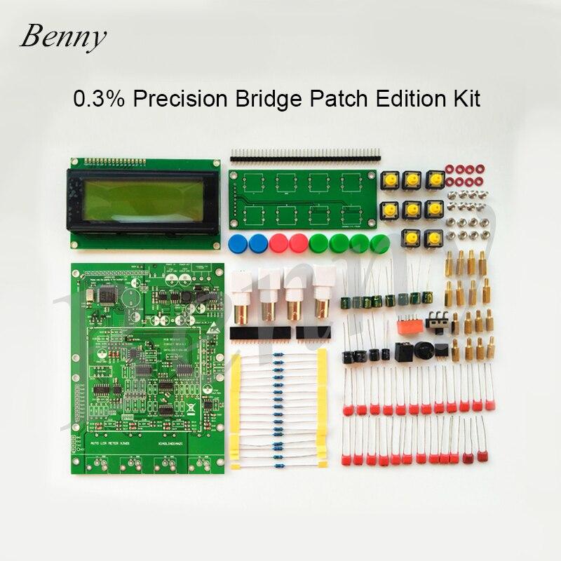 XJW01 Digital Bridge 0.3% DIY Bulk Set Shell Single-shot