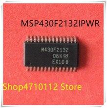 NEW 10PCS/LOT MSP430F2132IPWR MSP430F2132IPW MSP430F2132 M430F2132 TSSOP-28 IC