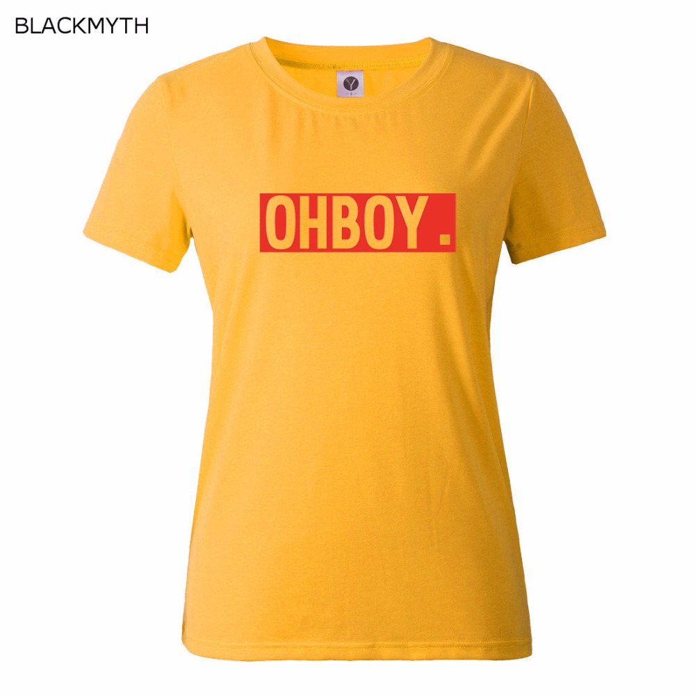 HTB1z331QFXXXXbmXpXXq6xXFXXXp - OHBOY Printing T-shirt Tops Summer Woman Clothing