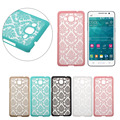 Malloom 2016 Damask Vintage Pattern Hard Case Cover For Samsung Galaxy Grand Prime G530H G5308 Mobile phone accessories