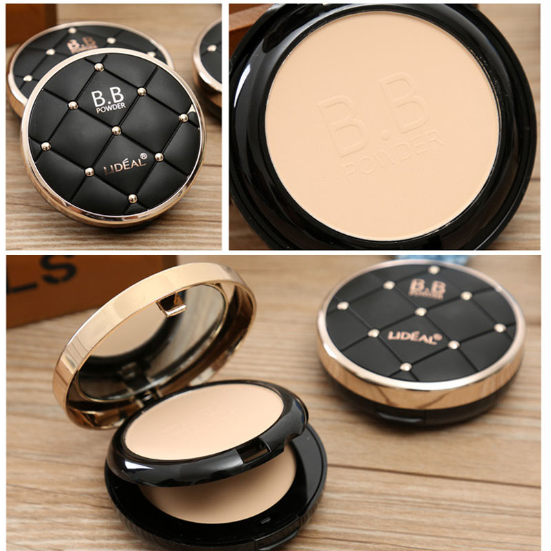 Luxury Makeup Mineral Foundation 2 Layer Waterproof Whitening Brighten Face Matte Powder Palette Contouring Makeup цены онлайн