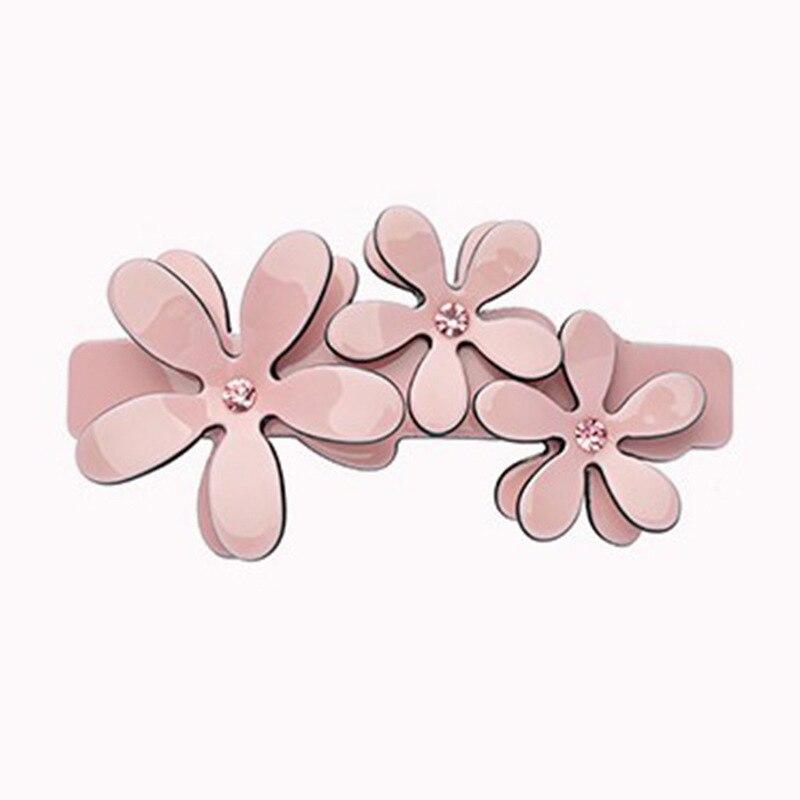 Gioielli di Moda coreana Dolce petalo accessori per capelli Colori Della  Caramella Acrilico Strass Barrette SA014 7e2cf430c579