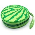 Car Auto PVD Watermelon CD DVD Disk Storage Bags 24 CDs Carry Case Stowing Tidying Car Styling