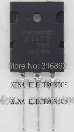 Heimwerker 3 Freies Versand Electronics Zusammensetzung Kit Leistungsschalter 2sb1470 2sd2222 B1470 D2222 160 V/8a/150 Watt To-3pl Rohs Original 6 Teile/los 3