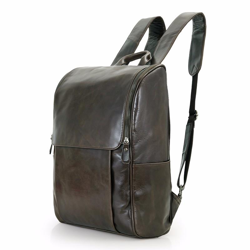 leather knapsack boy (2)