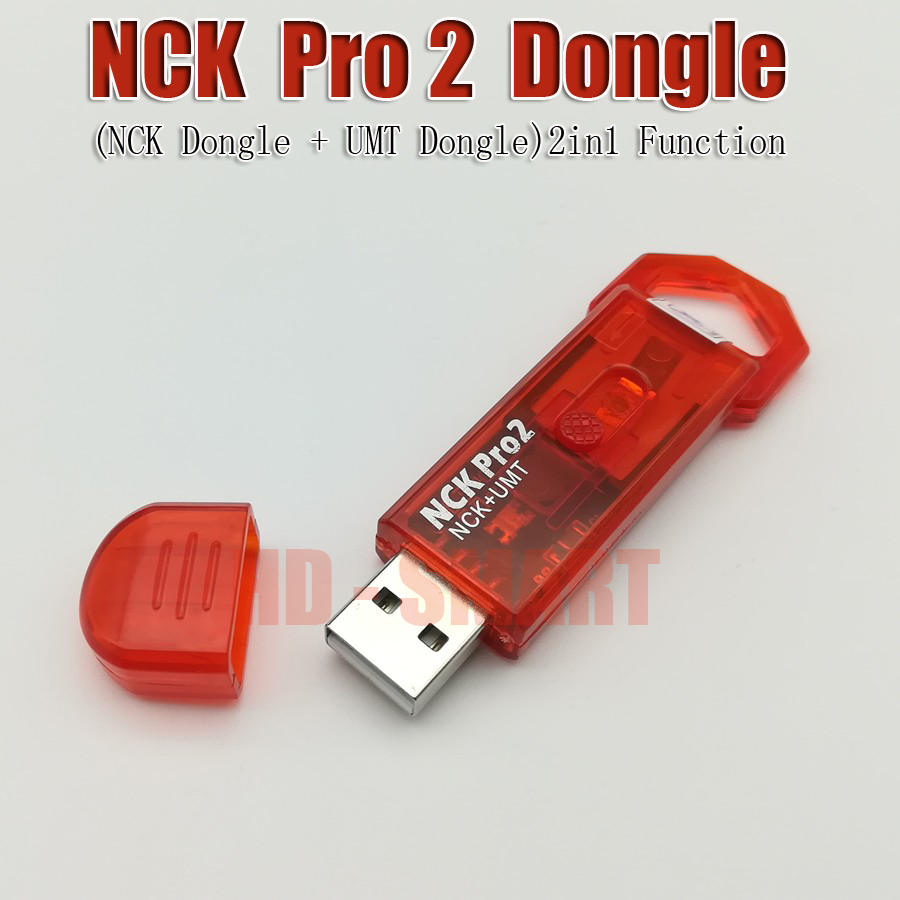 New NCK Pro Dongle NCK Pro2 Dongle Nck Key NCK Dongle Full + UMT  Dongle 2 In 1