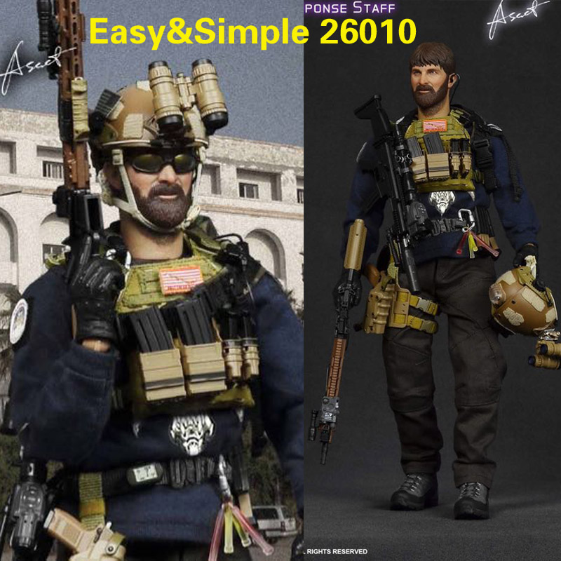 1/6 Global GRS es 26010 12 Inch Soldier Action Figure Model global global adv workbook