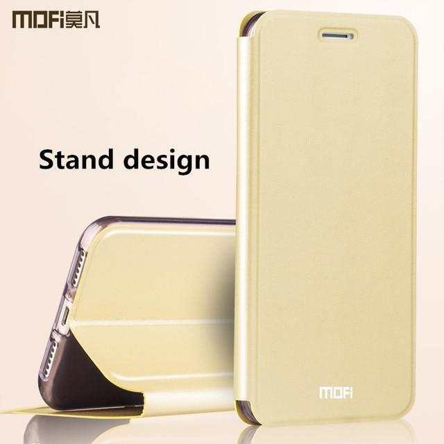 Xiaomi Redmi 4 case cover leather MOFi original silicon back cover Redmi 4 pro flip case hard funda redmi 4 pro prime cases