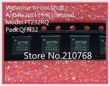 10 pçs/lote FT232-RQ FT232RQ FT232 QFN32