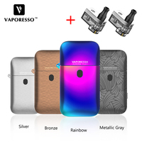 Original Vaporesso Aurora Play Kit with Aurora Pods 650mAh Built in Battery 2ml Capacity POD Ccell Coil AIO Electronic cigarette