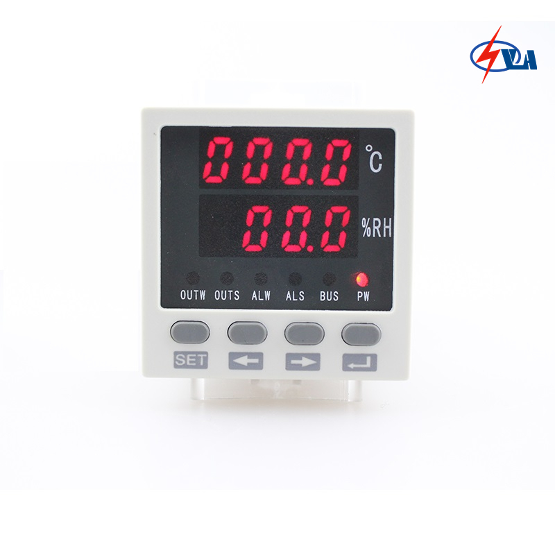 WSK301 48*48mm industrial Temperature and humidity Controller  with sensor nanchang huatuo industrial company sale humidity and temperature controller 24 6336 chicken eggs