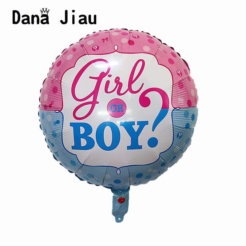 Ballons à feuille pour réception-cadeau pour bébé   Ballons pour petits bébés, décoration de fête danniversaire, couronne princesse, Animal rose, jouet it Boy