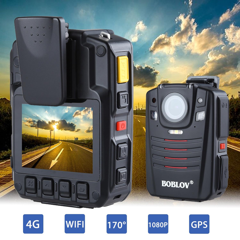 Boblov HD66 07 ambarella a12 visão nocturna do ir mini kamera 64 gb vídeo gravador de áudio micro corpo espião câmera da polícia hd