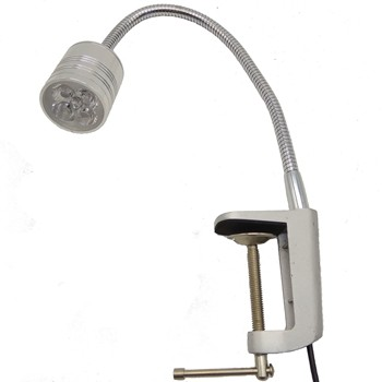 wood work clamp led lamp