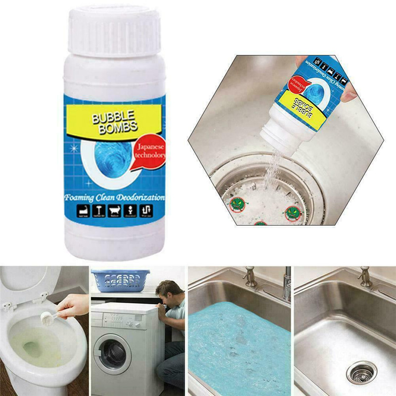All-Purpose Quick Foaming Toilet Cleaner New