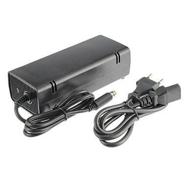 120 Вт 12 В ес вилку адаптера переменного тока зарядное устройство кабель питания шнур для Microsoft Xbox 360 E консоли