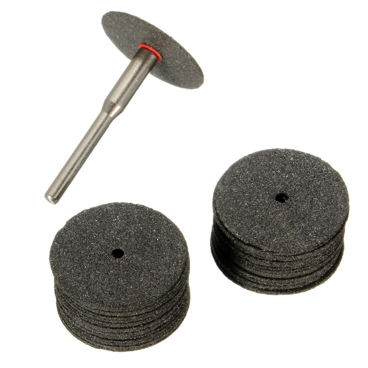 36pcs / set Universal 36X 24mm Mini discos de corte de diamante para - Hojas de sierra - foto 4