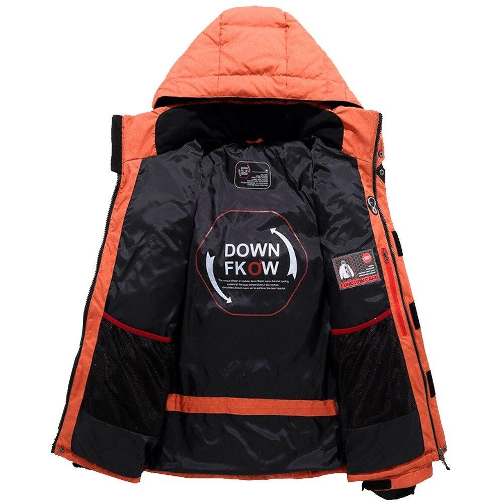 Мужские куртки, зимняя повседневная верхняя одежда, ветровка, Jaqueta Masculino, приталенная, с капюшоном, модные пальто, Homme, плюс 4XL, Размер 4XL - 6