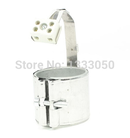 Stainless Steel Sheathed Heating Band Heater 30mm X 30mm 220V 150W