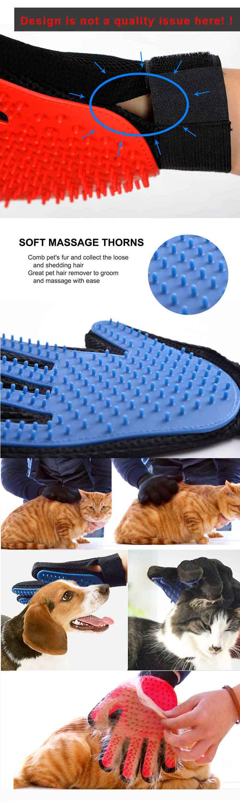 HTB1z39bE1OSBuNjy0Fdq6zDnVXad Cat Self Grooming Hair Accessorie With Catnip Angle Face Tickling Dog Hair Removal Massage Brush Comb And Pet Dog Cat Grooming Glove