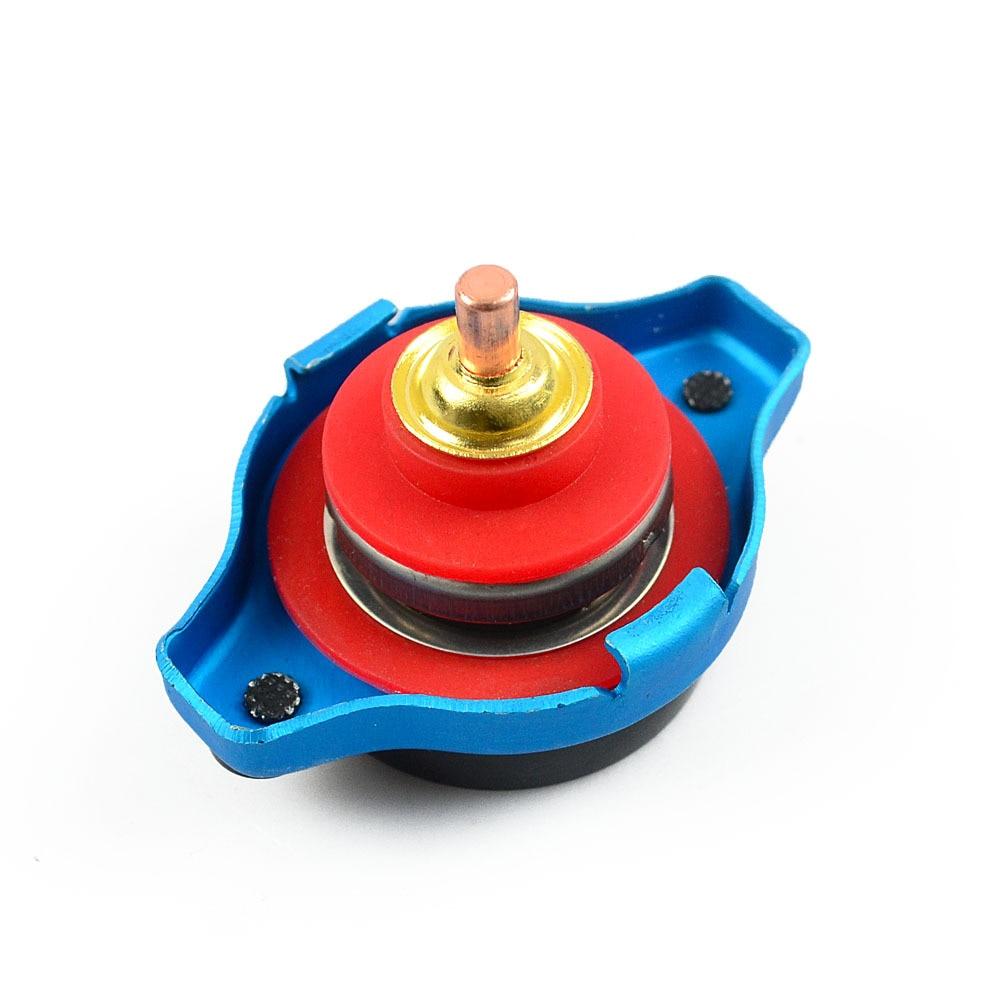 Image 3 - Бесплатная доставка датчик температуры с утилитарным безопасным 0,9 и 1,1 и 1,3 бар D1 спец гоночный термо радиатор крышка бака-in Крышки бака from Автомобили и мотоциклы