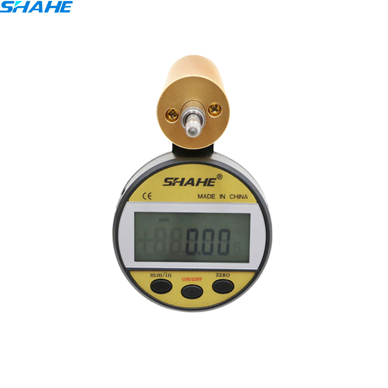 0-25.4 mm 0.01mm Digital Gauge Vertical Type Digital Indicator Electronic Digital Indicator Precision Tools цены