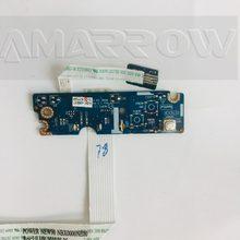 Original frete grátis para acer 5552 5741 5741g 5742 placa de interruptor botão energia LS-5893P