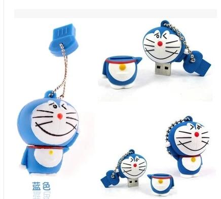 fashion cat 4GB 32GB Business USB Flash Drive Thumb Memory Flash Stick Pen drive 16 gb birthday Personality Gift no chian