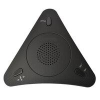 Nuevo estilo USB-500 micrófono Voip omnidireccional de conferencia micrófono omnidireccional USB micrófono de escritorio
