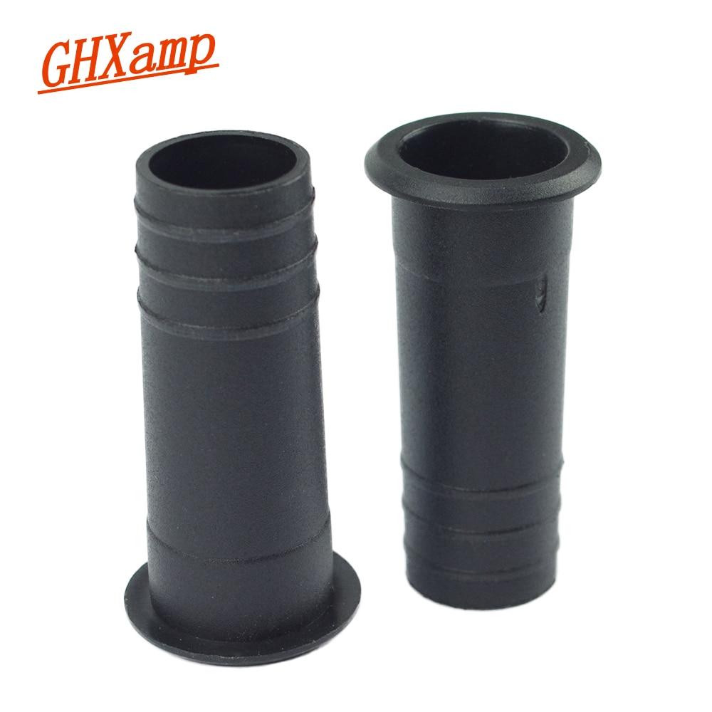 GHXAMP Speaker Phase Tube Guide Tube Small Speaker Dedicated Inverter Tube Opening Diameter 18mm Length 49mm 2pcs