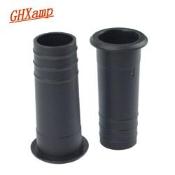 GHXAMP faza głośnika rury rura prowadząca mały głośnik dedykowane falownik otwór rury średnica 18mm długość 49mm 2 sztuk|Akcesoria do głośników|   -