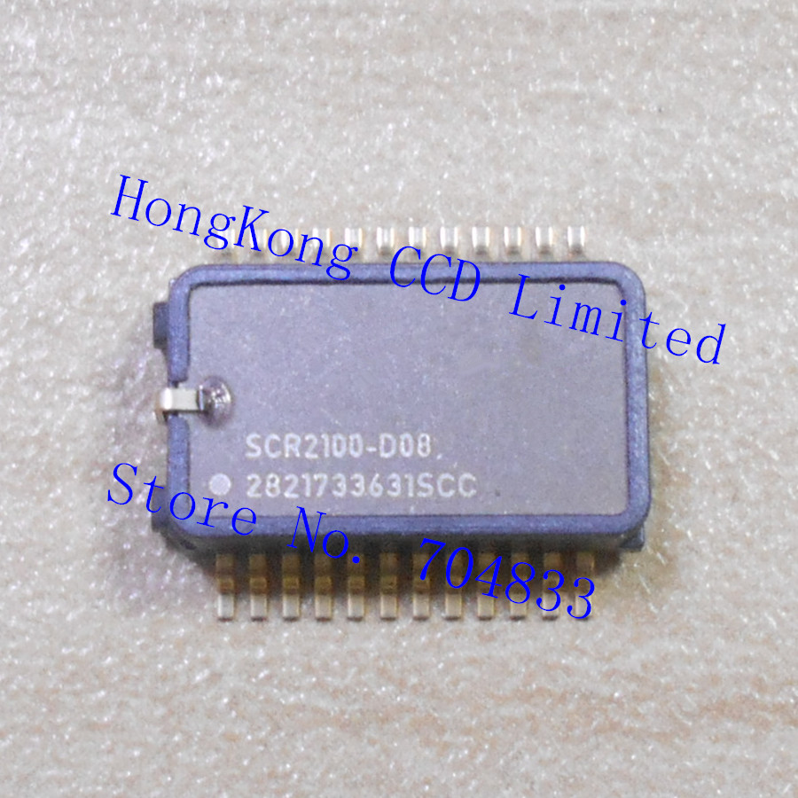 SCR2100 D08 Gyroscopes sensor-in Integrated Circuits from Electronic Components & Supplies    1