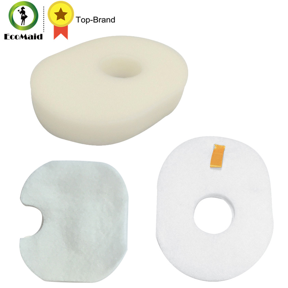 Foam & Felt Filter Replacement Kit for Shark Rocket and Shark Rocket Deluxe Hv300  HV301 HV302 HV303, HV305, HV310, Part XFFV300 free shipping ltc2362 ltc2362cts8 sot23 8 goods in stock and new original