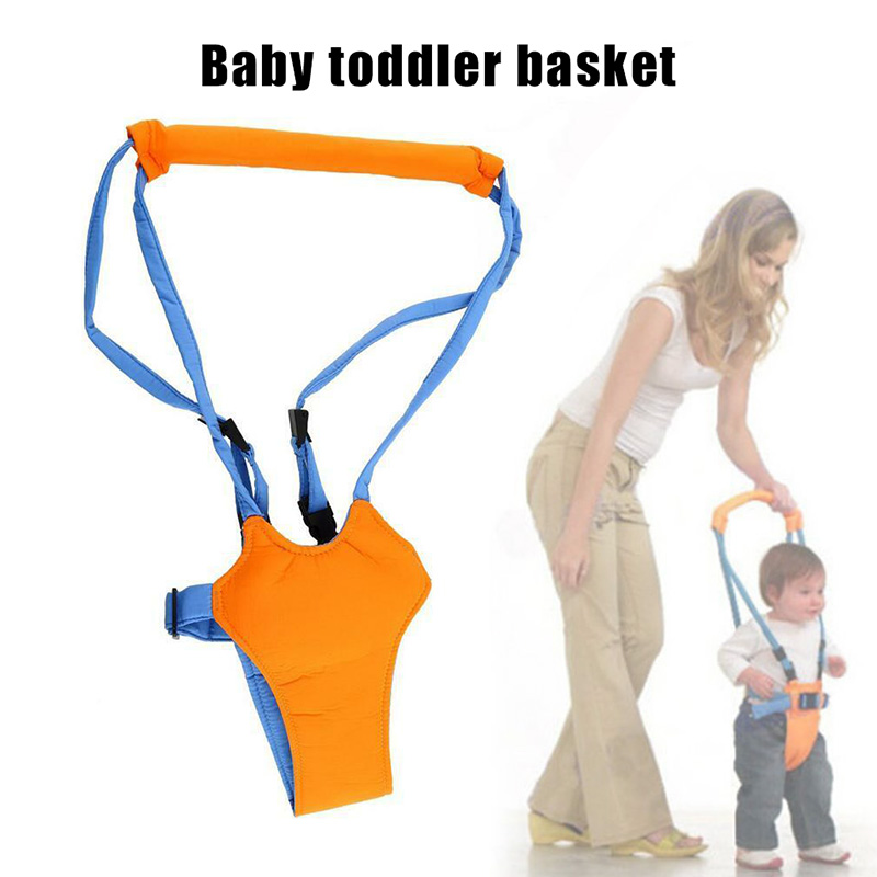 Baby Learning Walking Belt Toddler Belt Basket Type Walking Harness For Baby Kids M09