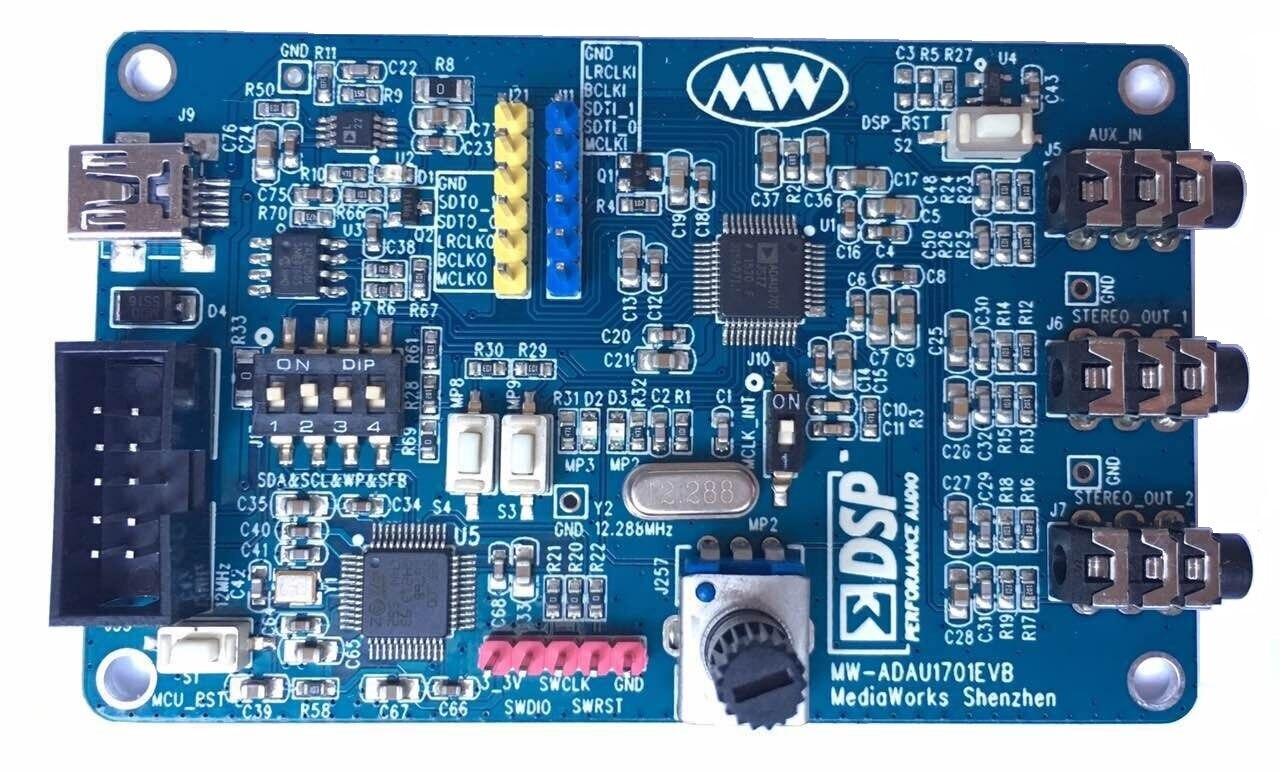 ADAU1701 Development Board SIGMADSP (new)|Air Conditioner Parts| |  - title=