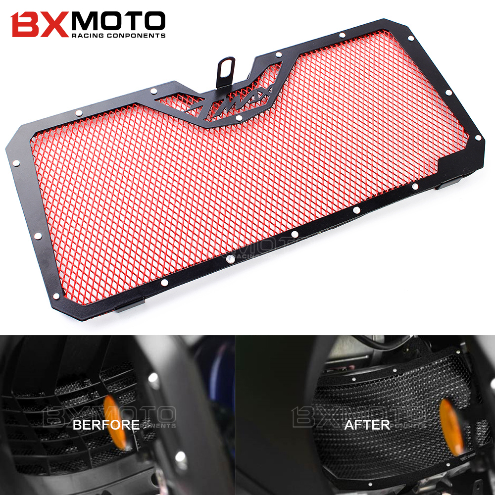 For Yamaha TMAX 530 TMAX530 2012-2016 Engine Radiator Bezel Grille Protector Grill Guard Cover Protection Motorcycle accessories mt 09 fz 09 cnc motorcycle engine radiator bezel grill grille guard cover protector for yamaha mt09 fz09 2014 2015 2016 2017