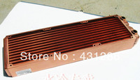 Ke Ruiwo 45mm thickening 360 pure copper heat exchanger high performance radiator water cooler PC
