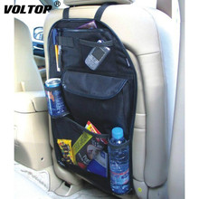 Car Organizer Back Seat Storage Bag Stowing Tidying Accessories  Multi Pocket Hanging Pouch 58cmx38cm