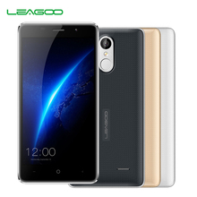 Leagoo m5 16 ГБ отпечатков пальцев id os смартфон 5 дюймов freeme 6.0 MTK6580A Quad Core 1.3 ГГц 2 ГБ RAM WCDMA 3 Г Dual SIM Мобильного Телефона