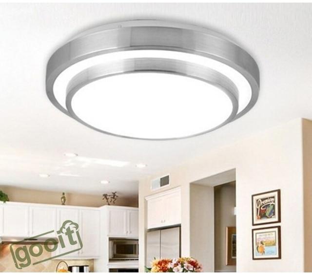 Ceiling Lamp 32W SMD5730 Minimalism Double layer Aluminum LED ...