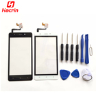 hacrin For Blackview A8 touch screen + Tools Set Gift 100% New Digitizer glass panel Assembly Replacement for cell phone