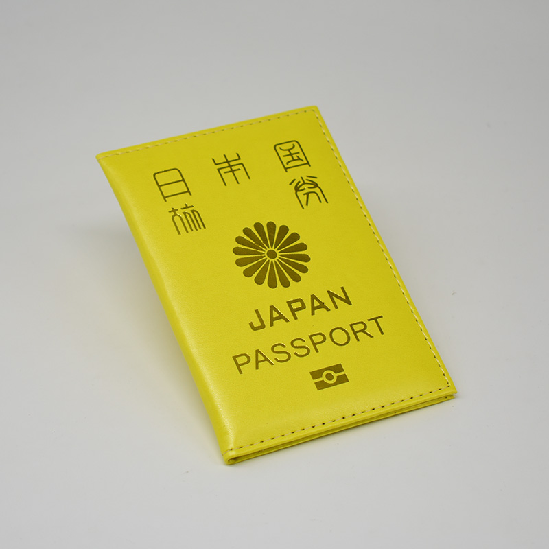 DIKEDAKU Luxury Women Passport Cover for Japanese High Quality Pu Leather Passport Case for Passport Travel Doucuments Organizer