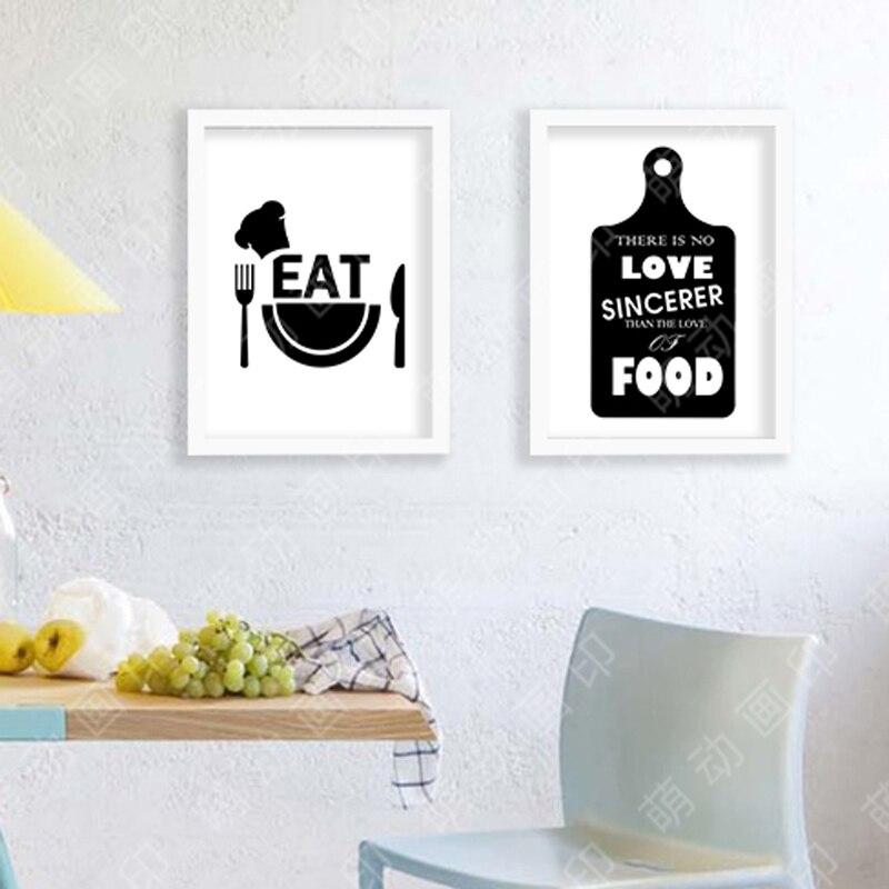 Online Grosir Bingkai Poster Untuk Dapur From China