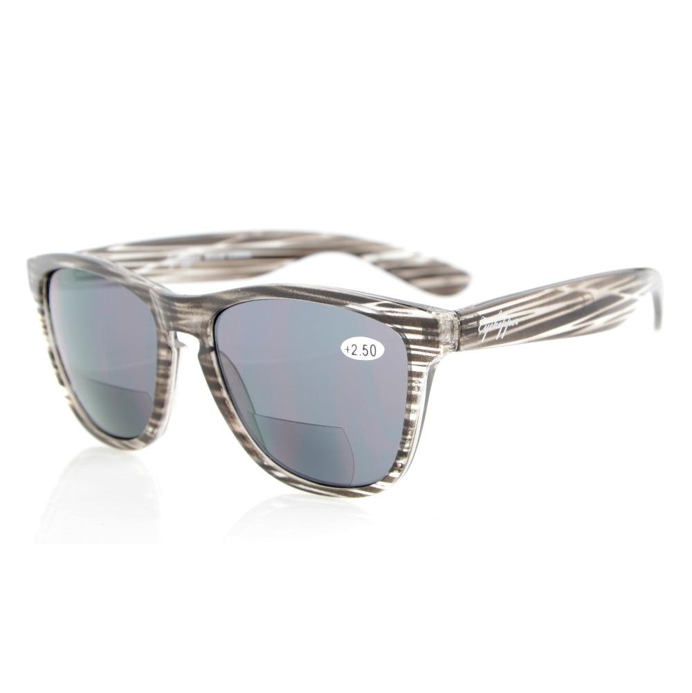 S001-6 Bifocale Eyekepper Look Élégant Qualité Key-Hole Style Bifocale lunettes de Soleil Femmes + 1.0/1.25/1.5/ 1.75/2.0/2.25/2.5/3.0